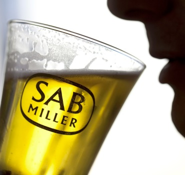 The deal would make a brewer that sells one in three beers worldwide, and owns half of the industry's profits (Photo: SABMiller)