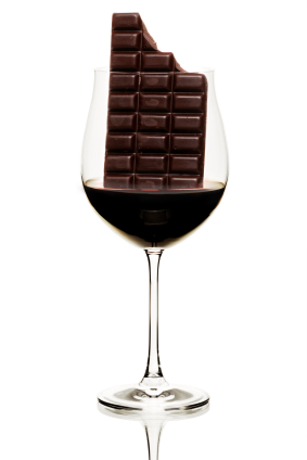 Wine and chocolate 'can guard against diabetes'