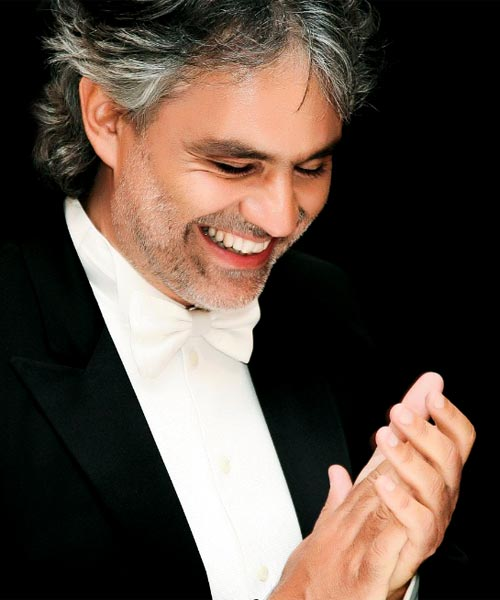 Andrea Bocelli - New Collection