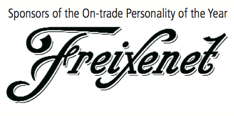 Freixenet - Sponsors of the On-trade Personality of the Year