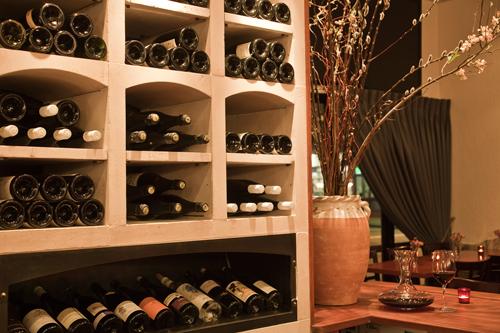 The Tangled Vine Wine Bar And Kitchen