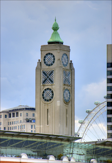 Db Eats The Oxo Tower Restaurant