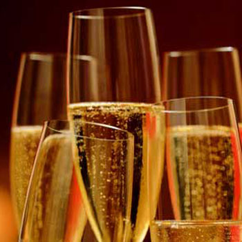 Growth in the luxury goods market including fine wine and Champagne is slowing down