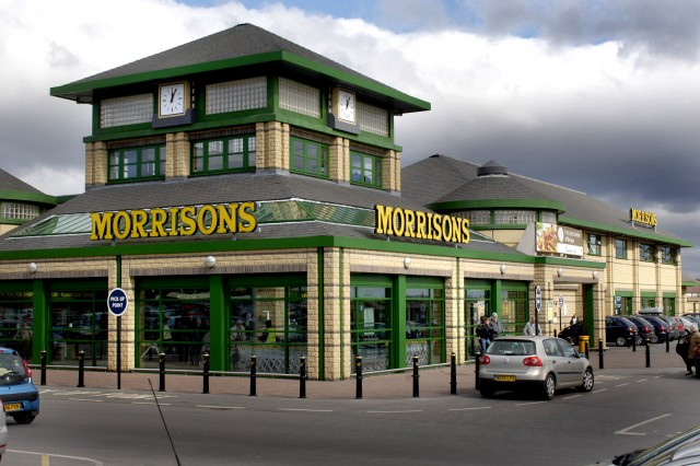 Morrisons turnaround continues with third quarter of like-for-like sales growth