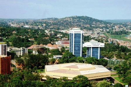 The capital of Uganda