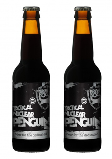 BrewDog's Tactical nuclear penguin beer