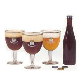 Westvleteren is brewed in Belgium