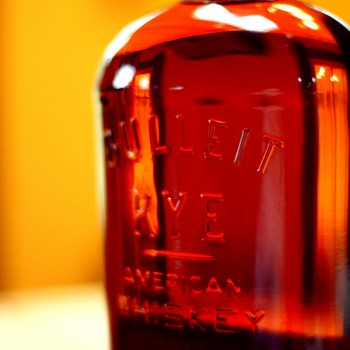 The rye variation of Diageo's Bulleit Bourbon has tapped into the growth of the category (Photo: Diageo)