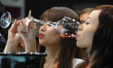 Wine in China