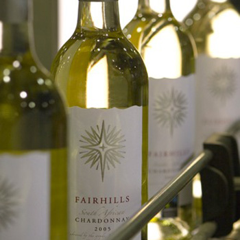 Fairhills wine