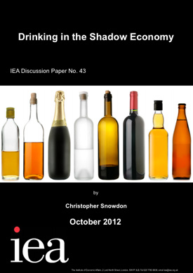 The IEA's report into counterfeit alcohol