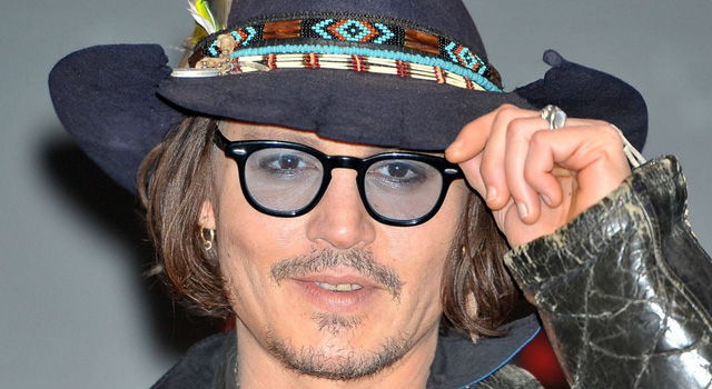 Johnny Depp (Image © johnnydeppweb.com)
