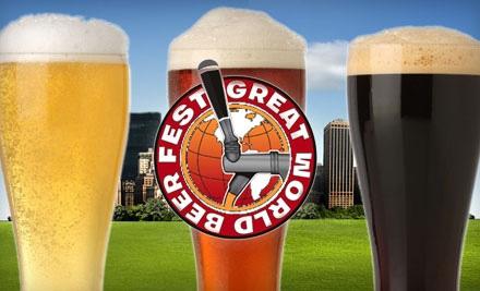 The World Beer Festival