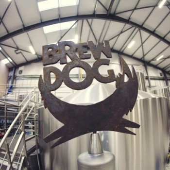 The BrewDog logo