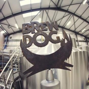 The BrewDog logo