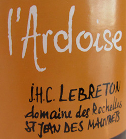 Anjou Rouge L'Ardoise