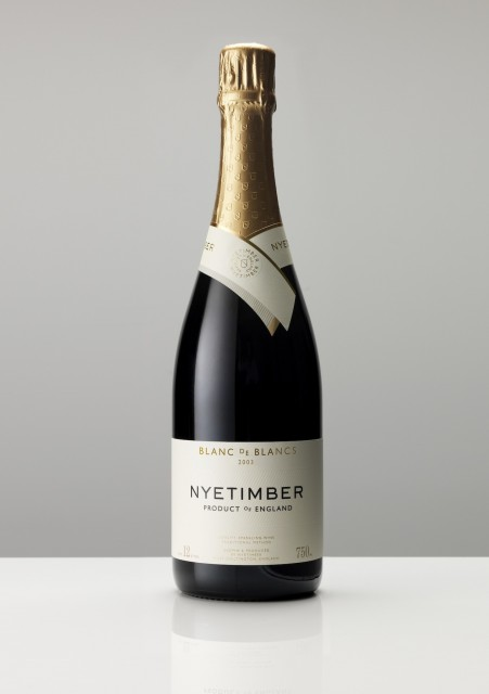 Latest release: Nyetimber Blanc de Blancs 2007