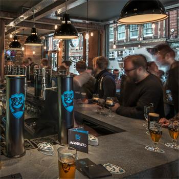 BrewDog's new pub in Bristol