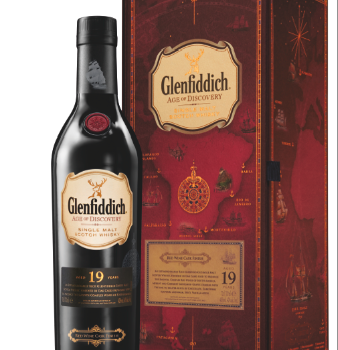 "Glenfiddich ""Age of Discovery"" Red Wine Cask Finish"