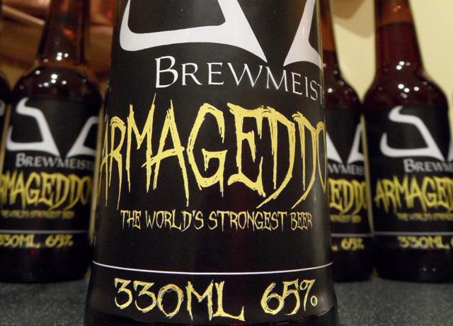 Armageddon beer