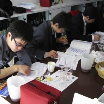 chinese sommeliers
