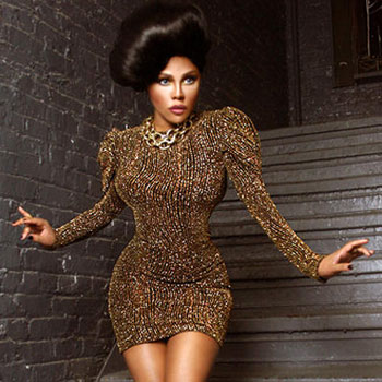 Lil' Kim has sung about Moscato (Image: Twitter)
