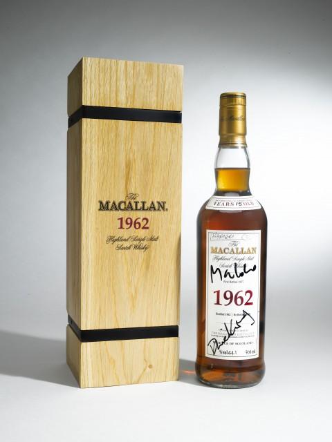 Signed bottle image