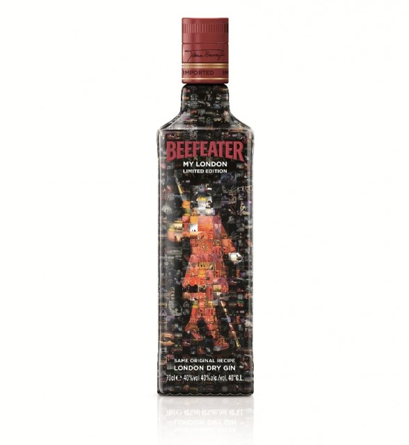 Beefeater MyLondon LE Bottle - 2013