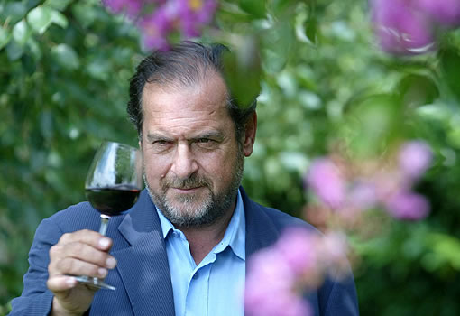 Michel Rolland now consults for Figeac