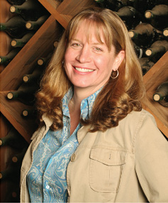 Laurie Hook, chief winemaker at Beringer