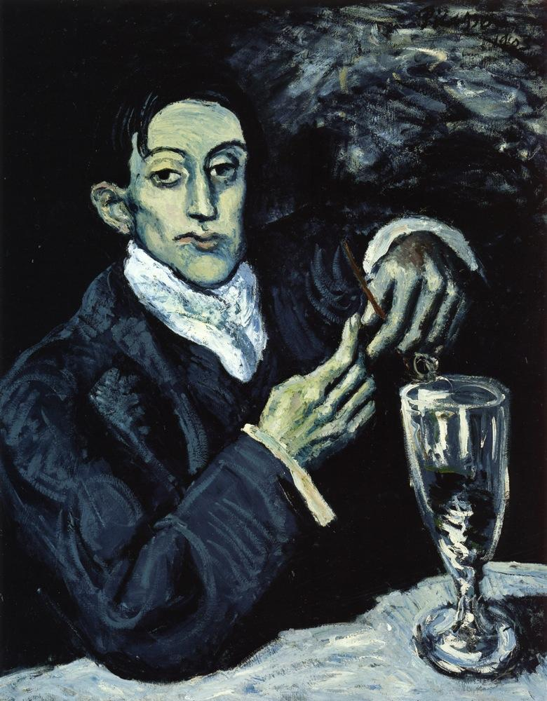 Drinks throughout art history
