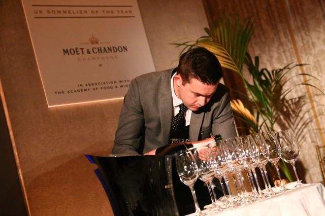 Medlar's Clement Robert in full flow during the magnum challenge