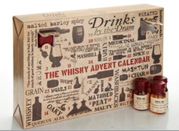 Whisky calendar