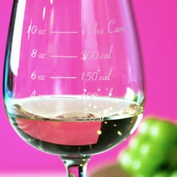 Wine is no longer exempt from calorie counting