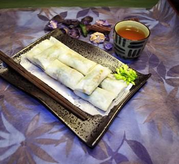 Guong Guan celestial rolls