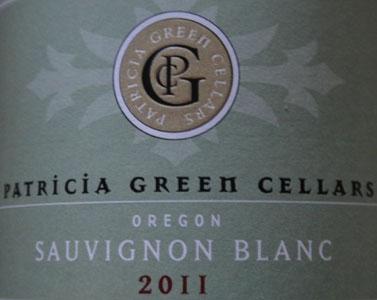 Patricia Green Sauvignon Blanc