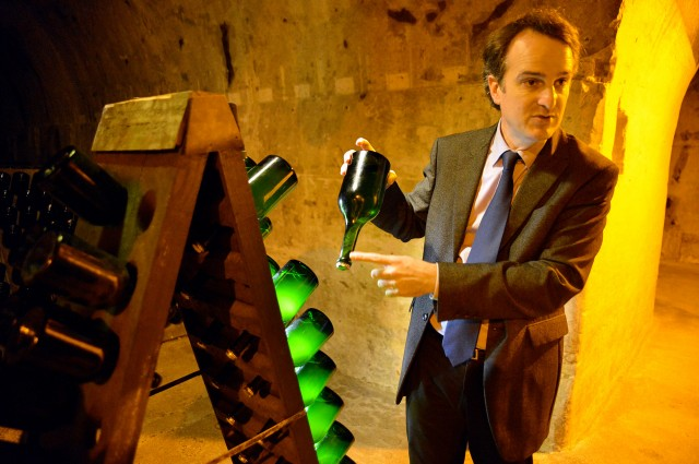 Jean-Pierre Redont at Taittinger 1