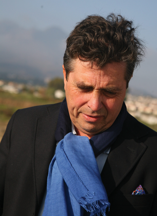 Denis Dubourdieu of 4G Wines