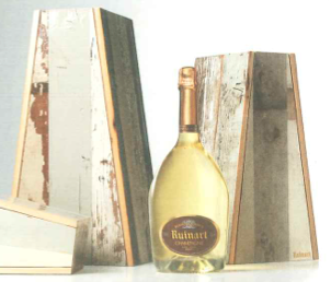 Ruinart packaging