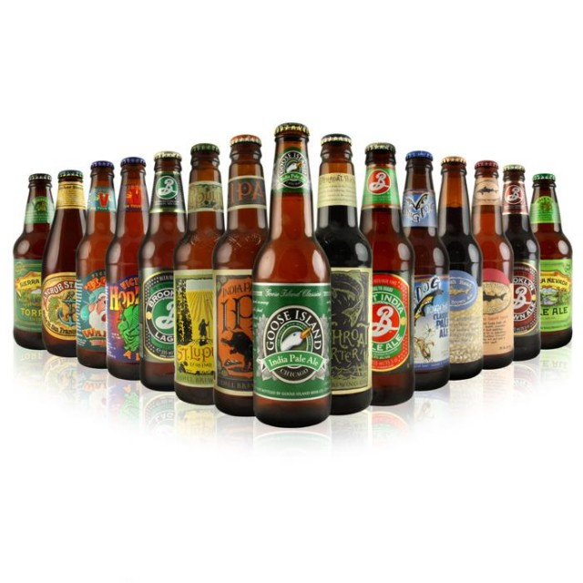Craft beer now 30 of costco s beer sales for Craft beer capital of the world