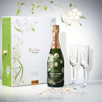 Perrier-Jouët Champagne by Claire Coles