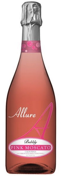 Allure Pink Moscato