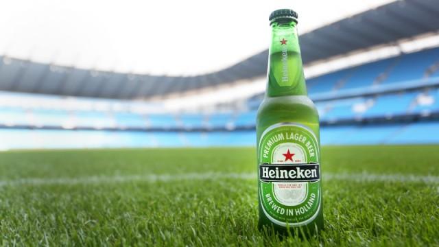 Heineken Renews Sponsorship With Man City
