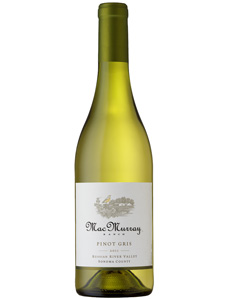 MacMurray Ranch Pinot Gris Russian River Valley 2012