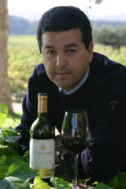 Jesus de Madrazo, winemaker at Contino