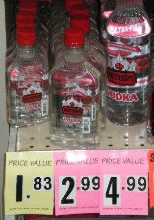 Top 10 chav drinks - What to do with cheap vodka ...