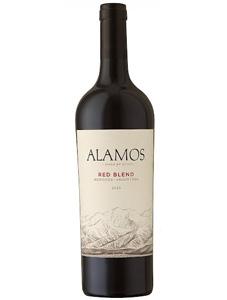 Alamos, Argentina, Mendoza, Red Blend 2012