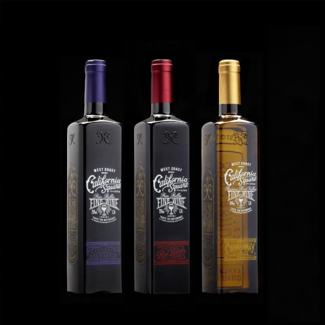 World's first square wine bottle released