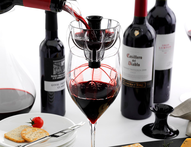 WineWeaver Wine Aerator