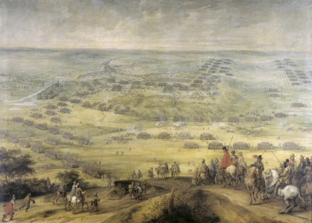 Warfare in the 17th century